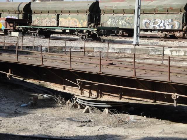 Canviador a Cartagena (Voltants) Trenes10