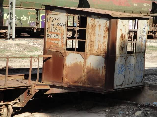 Canviador a Cartagena (Voltants) Trenes13