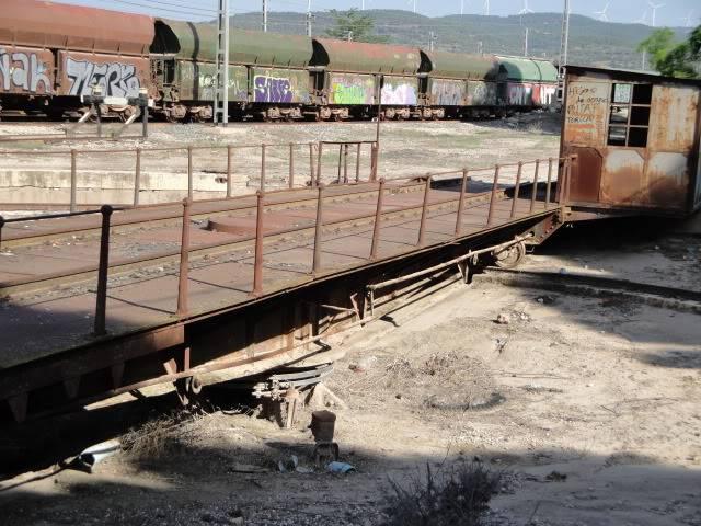 Canviador a Cartagena (Voltants) Trenes15