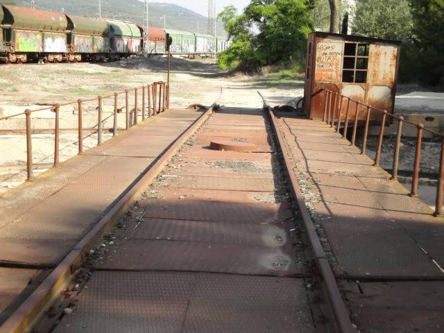 Canviador a Cartagena (Voltants) Trenes16