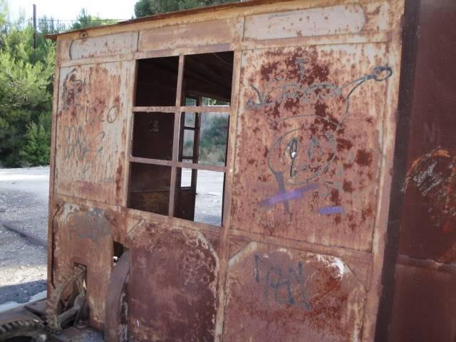 Canviador a Cartagena (Voltants) Trenes19