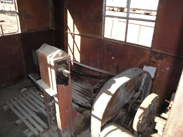 Canviador a Cartagena (Voltants) Trenes20
