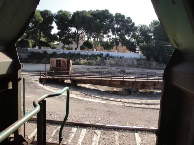 Canviador a Cartagena (Voltants) Trenes25