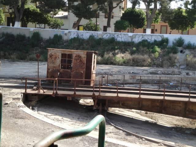 Canviador a Cartagena (Voltants) Trenes27