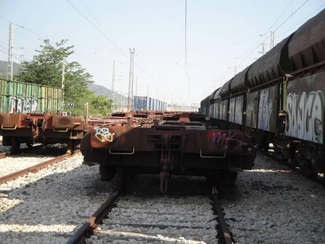 Canviador a Cartagena (Voltants) Trenes31