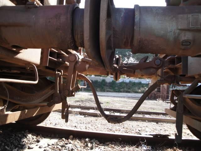 Canviador a Cartagena (Voltants) Trenes36