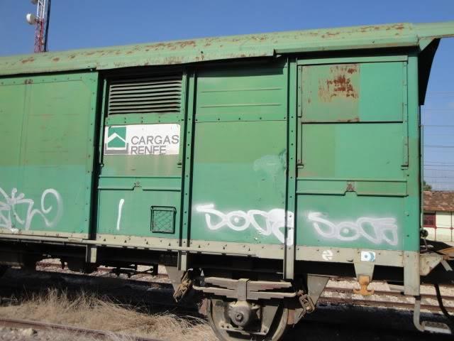 Canviador a Cartagena (Voltants) Trenes38