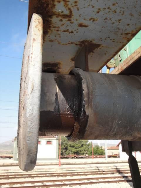 Canviador a Cartagena (Voltants) Trenes45