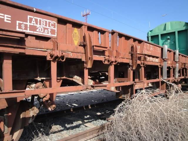Canviador a Cartagena (Voltants) Trenes62