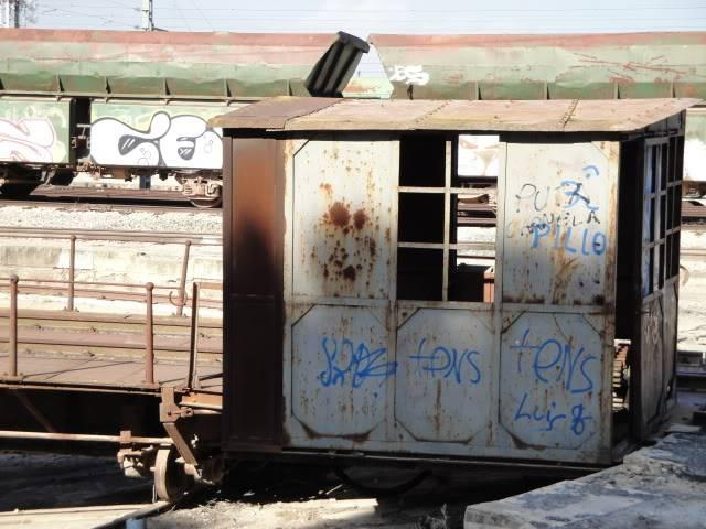 Canviador a Cartagena (Voltants) Trenes9