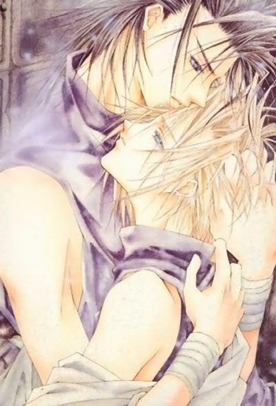 Romantic Shouen-Ai Cloudvincent