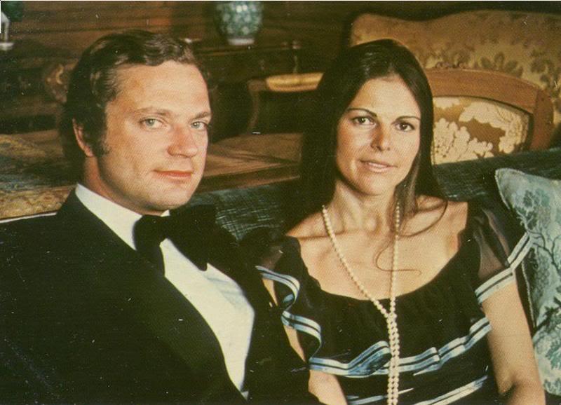 Silvia Sommerlath, reina de Suecia CGSilviabeforethegala