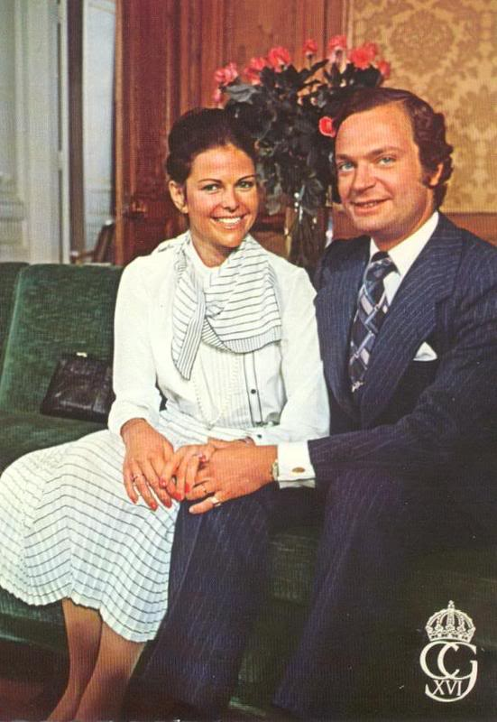 Silvia Sommerlath, reina de Suecia March12CGSilviasmilingbroadly