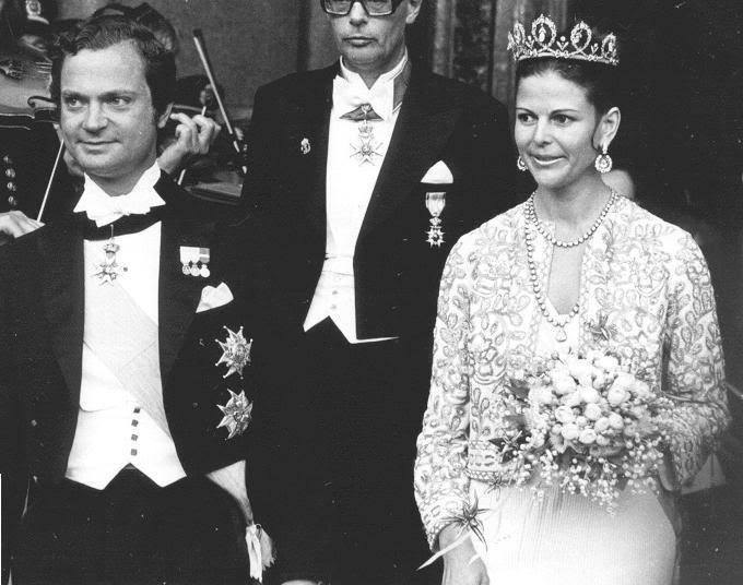 Silvia Sommerlath, reina de Suecia PreweddingCGSblwh