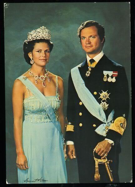 Silvia Sommerlath, reina de Suecia K07-02-05-46