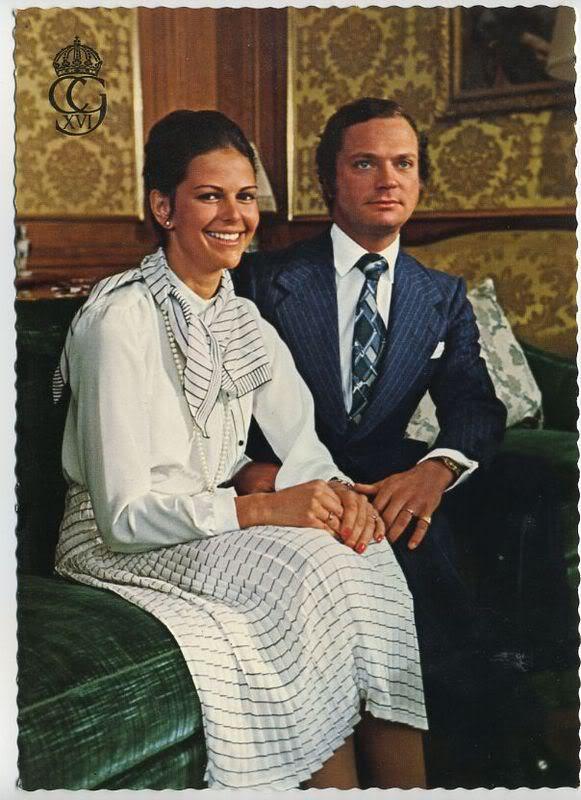 Silvia Sommerlath, reina de Suecia K07-02-14-14
