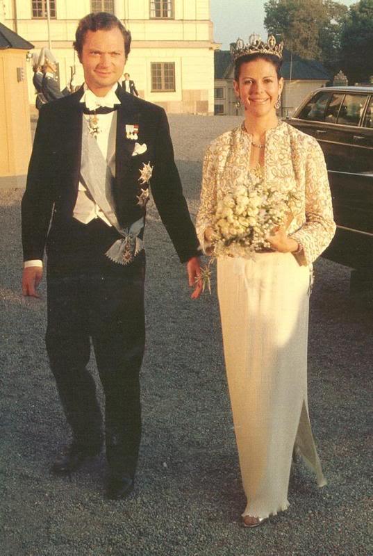 Silvia Sommerlath, reina de Suecia V1