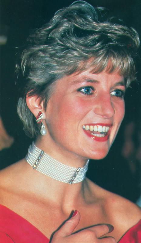 Diana Spencer, Lady Di Diana-pearlchocker
