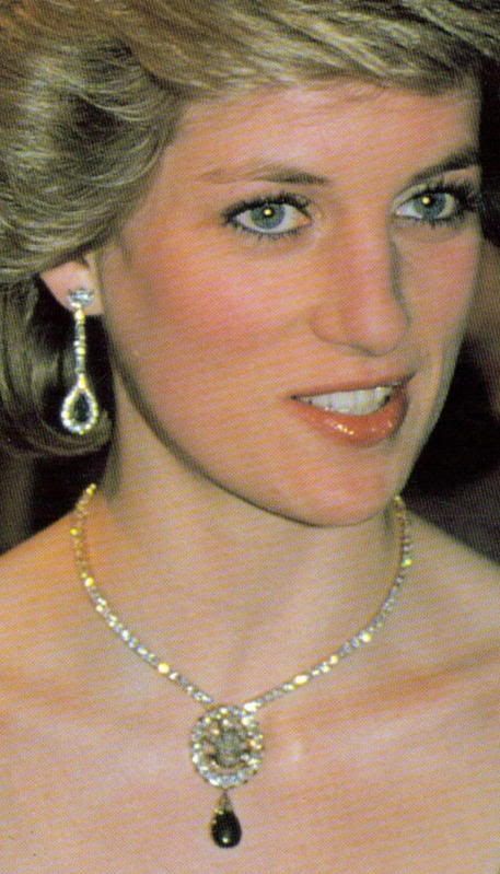 Diana Spencer, Lady Di JSLIBRARYPICmakingofaqueenldoeserPO