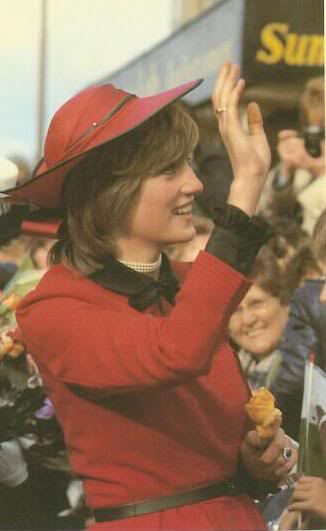Diana Spencer, Lady Di D1268