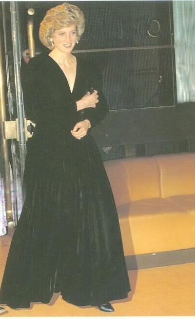 Diana Spencer, Lady Di D1462
