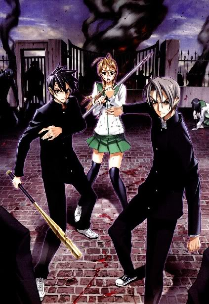 [RS] Highschool of The Dead Act 20/?? HOTD