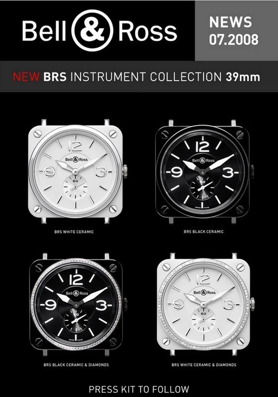 HOT-NEWS: Bell & Ross Instrument BRS BRSs