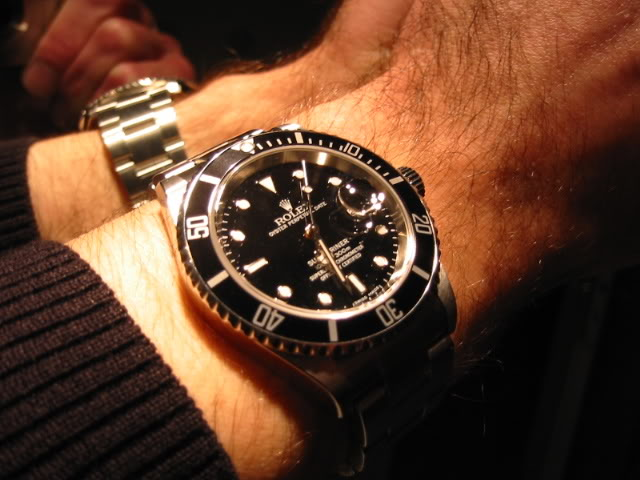 "Vous avez dit ""Submariner Date""? IMG_0276"