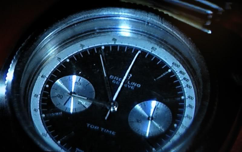 Breitling Top Time : James Bond Opération Tonnerre IMG_1959