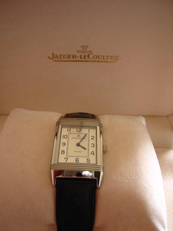 Les montres d'EdouardG... Jaeger-LeCoultreReversoClassiqueMca