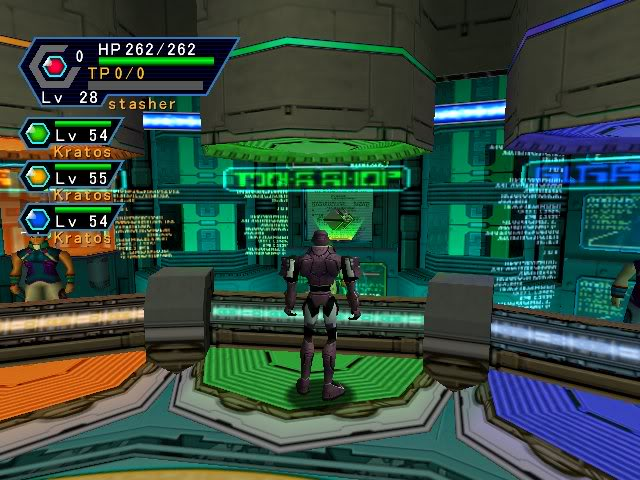 PSO PC/ V1&V2 Screenshot Gallery! Pso_image_044