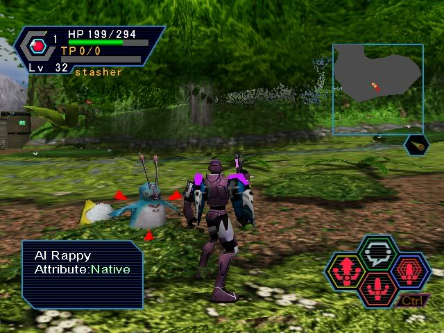PSO PC/ V1&V2 Screenshot Gallery! Pso_image_070