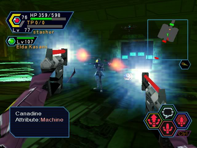 PSO PC/ V1&V2 Screenshot Gallery! Pso_image_687
