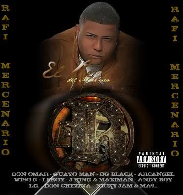 Dj Rafy Mercenario : El Rey De Marroneo Mixtape (FULL CD) ElReyDeMarroneoMixtapeFRONT