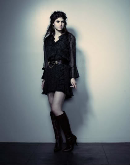 Beth Phantomhive // Alexandra Daddario AlexandraDaddario