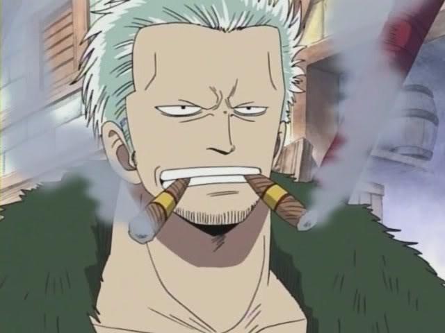 Rückkehr von Nebenfiguren in die Hauptstory Smoker48c