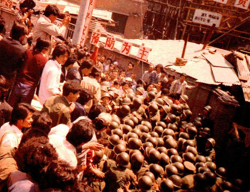 20 năm sự kiện Thiên An Môn P41a