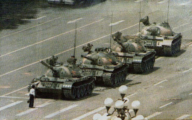 20 năm sự kiện Thiên An Môn Tank-1