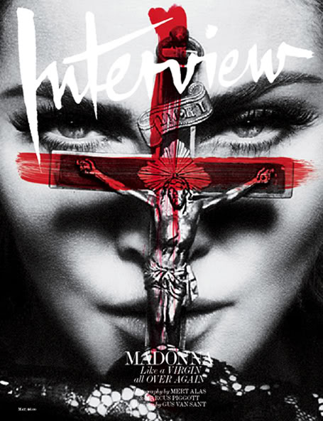 MADONNA - MDNA (26/03) - Page 2 Madonna-Covers-Interview