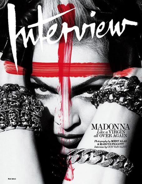 MADONNA - MDNA (26/03) - Page 2 Madonna-Interview-Magazine-May-2-1