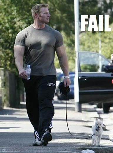 The Silly Pictures Thread! Manliness-fail