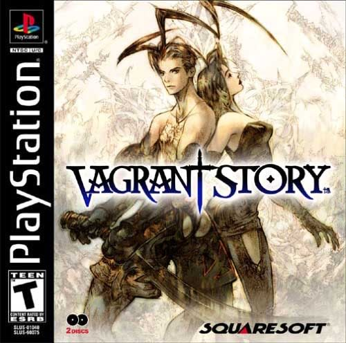 Les RPG Import (Jap & US) SMT-VagrantStory