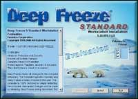 gratuitement deep freeze 2000xp
