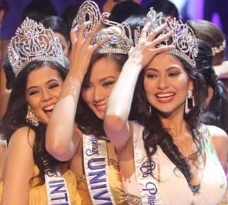 Binibining Pilipinas 2009 Winners Bb