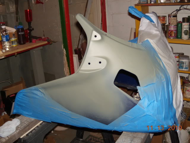 fiberglass fairing repair? Fairingrepair010