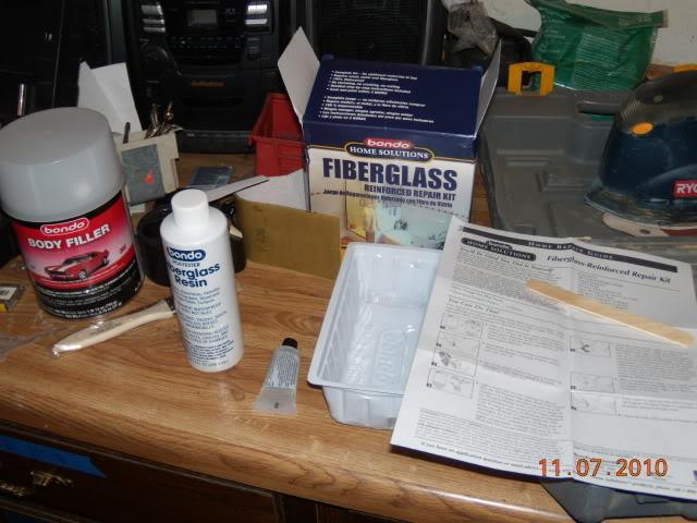 fiberglass fairing repair? Miscpics044
