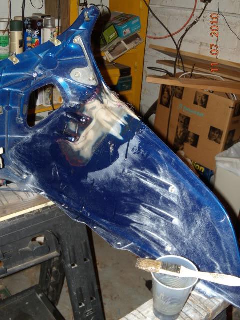 fiberglass fairing repair? Miscpics045