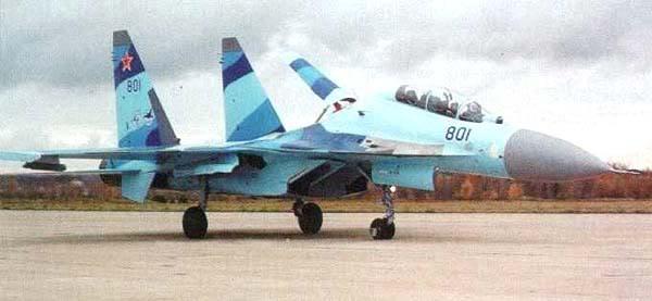 المقاتلة الروسية SU-35  المقاتلة التي لا تقهر Su35ub-1