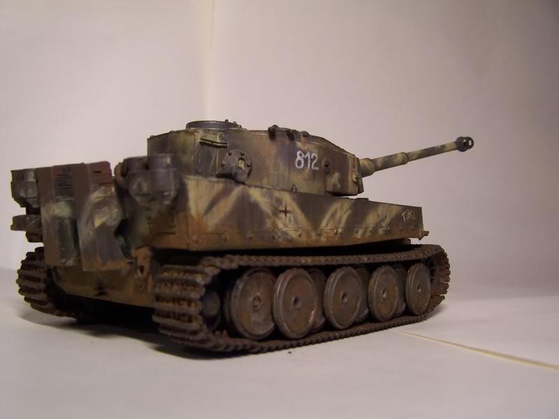 """Tigre I """"tiki""""   ---   Tigre II  [???]   -Rom1- 101_1193"""