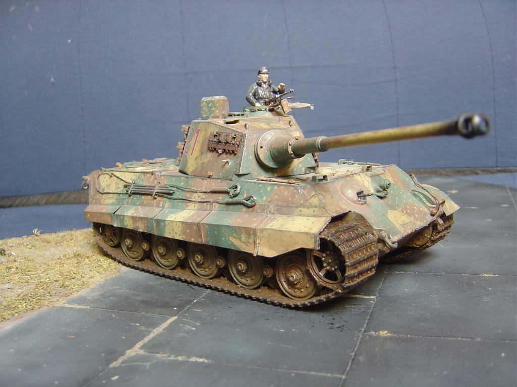 """Tigre I """"tiki""""   ---   Tigre II  [???]   -Rom1- DSC02218-1"""